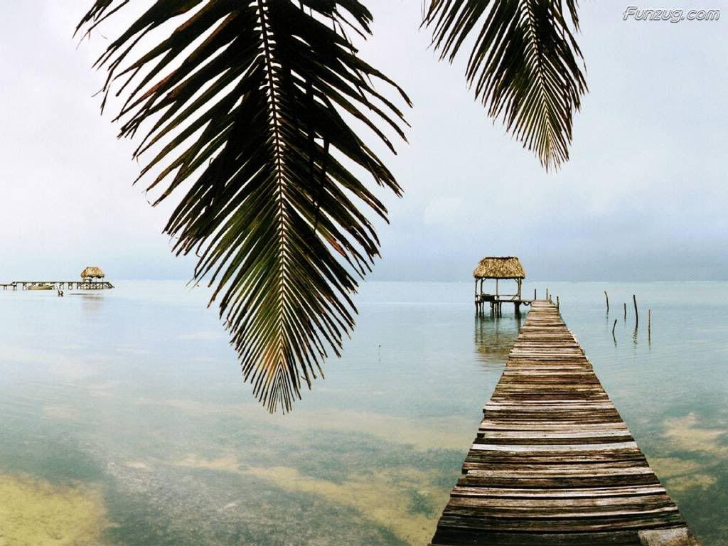 Most beautiful beaches around the world for Fond ecran plage gratuit