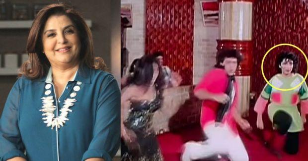 Image result for farah khan in background dancer