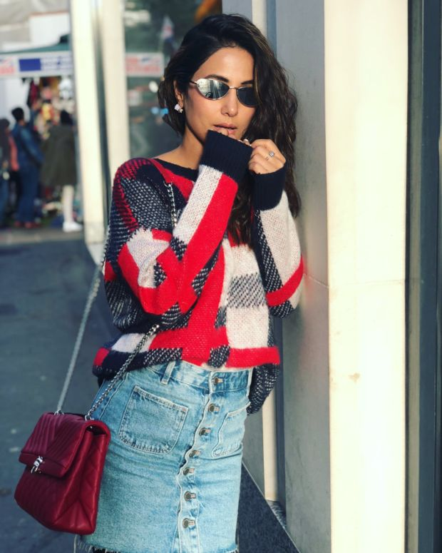 Hina Khan's Stylish London Holiday Photos Are Making Us Jealous!