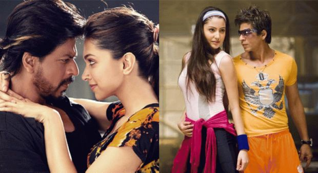 SRK Is The Lucky Charm For These Bollywood Beauties!