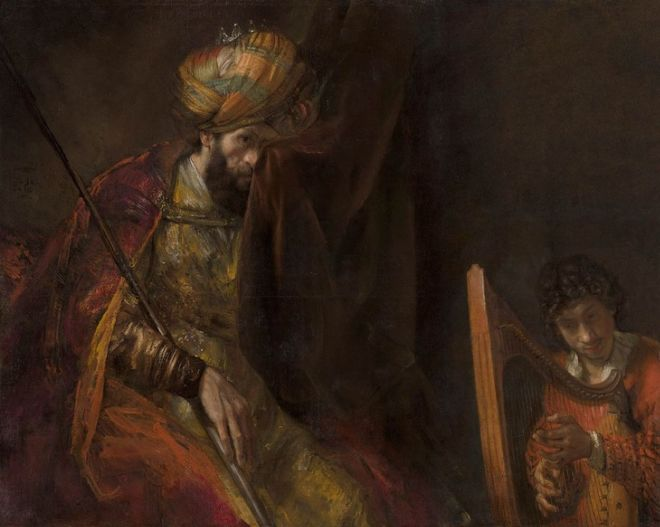 16 Great Paintings Taken Out From Bible Stories