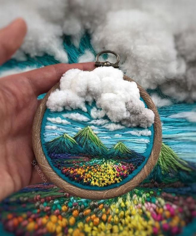 Mind Blowing Russian Embroidery Art