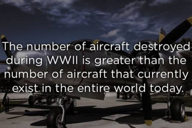 Amazing Facts From The History You Never Knew About