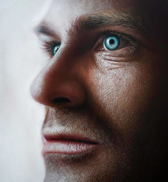 These Hyperrealistic Paintings Are Unbelievable