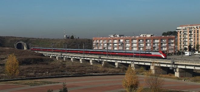 The Top 10 Fastest Trains In The World