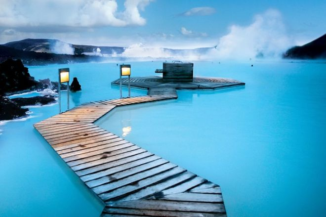Discover The 5 Best Hot Springs And Spas Of Europe