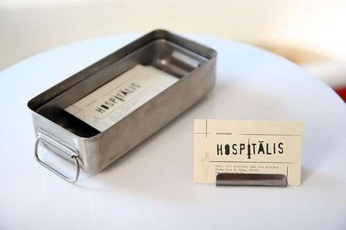 Weird Hospital Themed Restaurant in Latvia