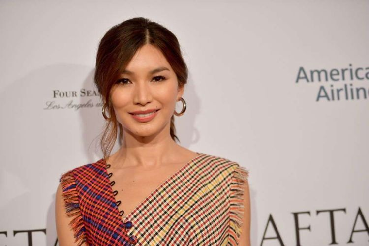 Gemma Chan Attends 2019 BAFTA Tea Party In LA