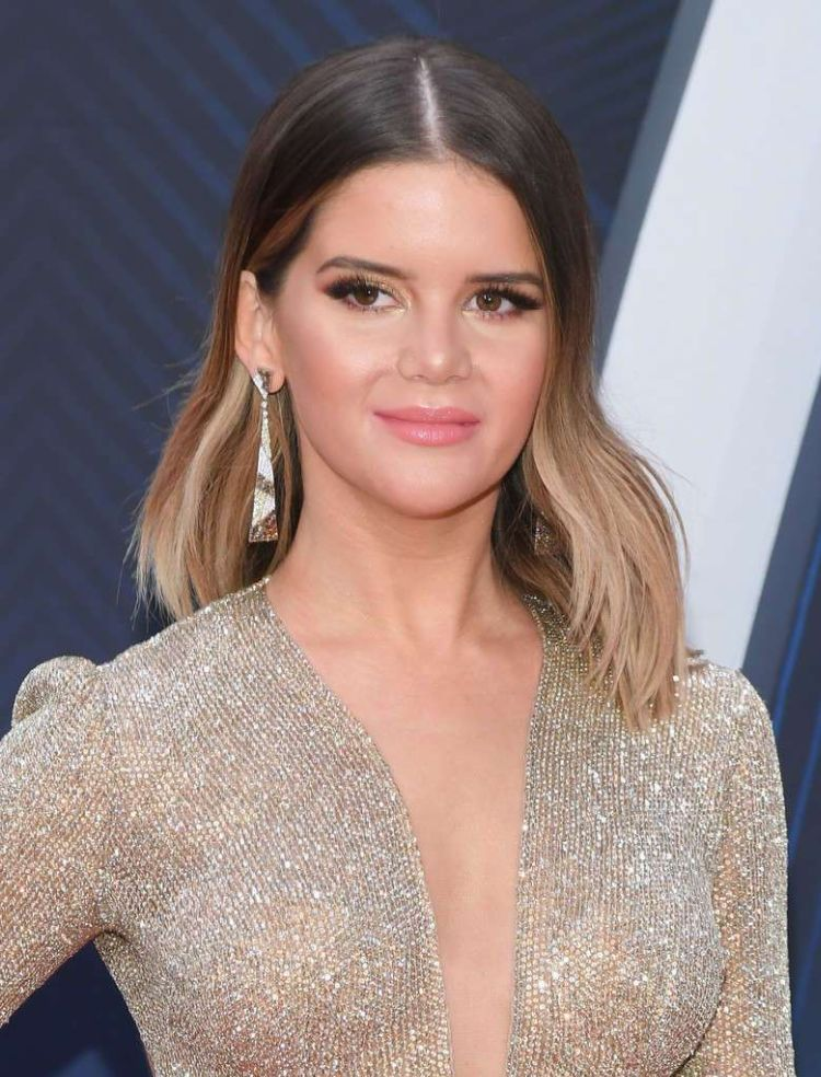 Maren Morris Shines At 52nd Annual CMA Awards