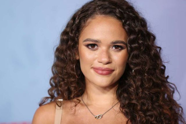 Madison Pettis At Netflix's 'He's All That' Premiere