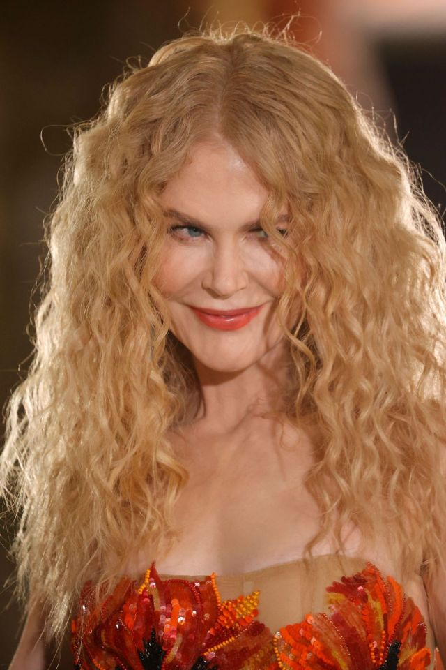 Nicole Kidman At The Academy Museum Of Motion Pictures Opening Gala