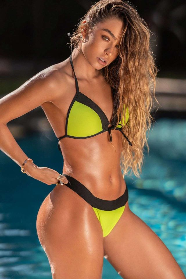 Sommer Ray Shoots For Her Own Brand Sommer Ray's Swim Collection
