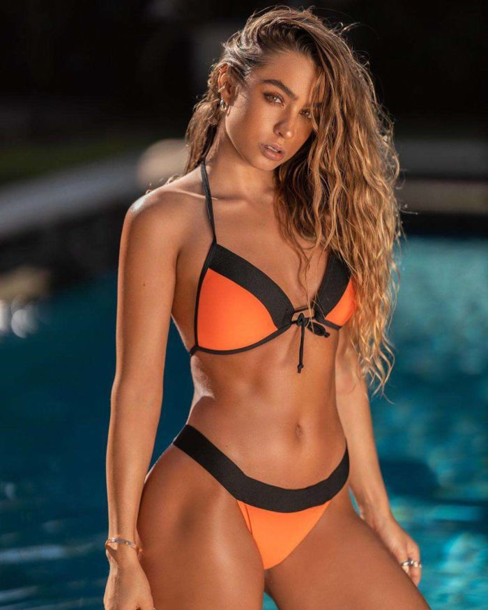 Sommer Ray Showcasing Her Own Branded Sommer Ray Swim Collection 2020