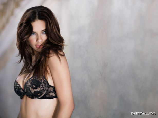 Hottest Shades of Adriana Lima