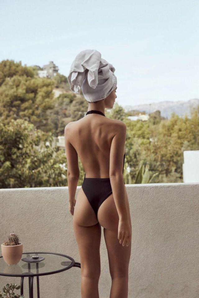 Emily Ratajkowski For Inamorata Swim 2017 Photoshoot