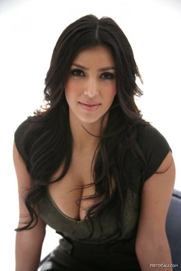 Kim Kardashian NY Post Photoshoot