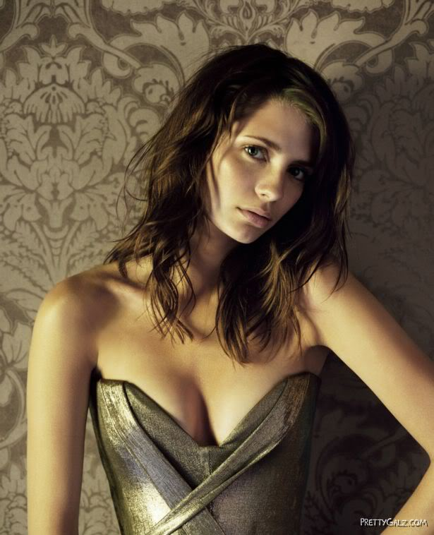 Mischa Barton Exclusive GQ Photoshoot
