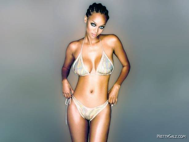 Sexy Supermodel Tyra Banks